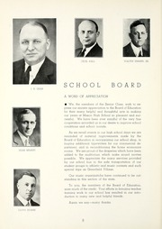 Page 12, 1939 Edition, Mason High School - Anchora Yearbook (Mason, MI) online yearbook collection