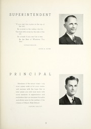 Page 13, 1939 Edition, Mason High School - Anchora Yearbook (Mason, MI) online yearbook collection
