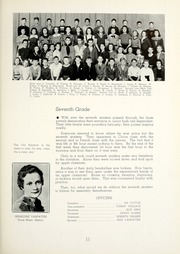 Page 15, 1939 Edition, Mason High School - Anchora Yearbook (Mason, MI) online yearbook collection