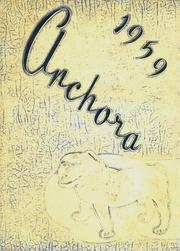 1959 Edition, Mason High School - Anchora Yearbook (Mason, MI)