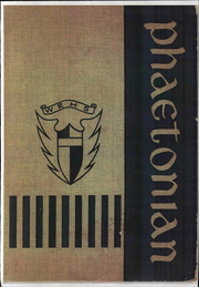 Willow Run High School - Phaetonian Yearbook (Ypsilanti, MI) online yearbook collection, 1958 Edition, Page 1
