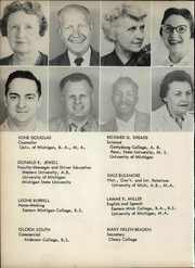 Page 16, 1958 Edition, Willow Run High School - Phaetonian Yearbook (Ypsilanti, MI) online yearbook collection