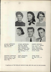 Willow Run High School - Phaetonian Yearbook (Ypsilanti, MI) online yearbook collection, 1958 Edition, Page 23