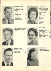 Willow Run High School - Phaetonian Yearbook (Ypsilanti, MI) online yearbook collection, 1960 Edition, Page 18