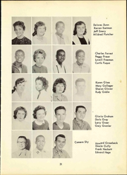 Willow Run High School - Phaetonian Yearbook (Ypsilanti, MI) online yearbook collection, 1960 Edition, Page 35