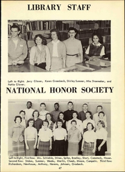 Willow Run High School - Phaetonian Yearbook (Ypsilanti, MI) online yearbook collection, 1960 Edition, Page 51
