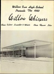 Willow Run High School - Phaetonian Yearbook (Ypsilanti, MI) online yearbook collection, 1960 Edition, Page 7