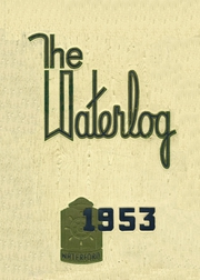 Waterford Township High School - Waterlog Yearbook (Waterford, MI) online yearbook collection, 1953 Edition, Page 1