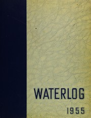 Waterford Township High School - Waterlog Yearbook (Waterford, MI) online yearbook collection, 1955 Edition, Page 1