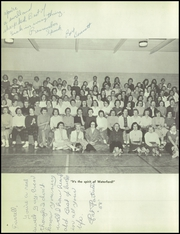 Page 10, 1958 Edition, Waterford Township High School - Waterlog Yearbook (Waterford, MI) online yearbook collection