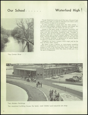 Page 12, 1958 Edition, Waterford Township High School - Waterlog Yearbook (Waterford, MI) online yearbook collection