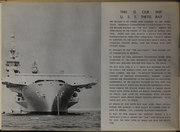 Page 10, 1959 Edition, Thetis Bay (LPH 6) - Naval Cruise Book online yearbook collection