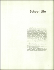 Page 11, 1960 Edition, Handy High School - Occident Yearbook (Bay City, MI) online yearbook collection