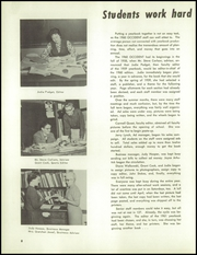Page 12, 1960 Edition, Handy High School - Occident Yearbook (Bay City, MI) online yearbook collection