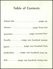 Page 9, 1960 Edition, Handy High School - Occident Yearbook (Bay City, MI) online yearbook collection