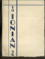 1938 Edition, Ionia High School - Ionian Yearbook (Ionia, MI)