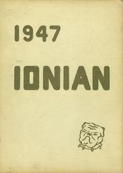 1947 Edition, Ionia High School - Ionian Yearbook (Ionia, MI)