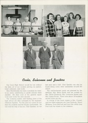 Page 11, 1948 Edition, Ionia High School - Ionian Yearbook (Ionia, MI) online yearbook collection