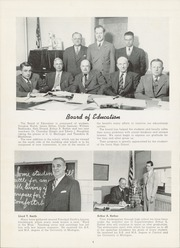 Page 8, 1948 Edition, Ionia High School - Ionian Yearbook (Ionia, MI) online yearbook collection
