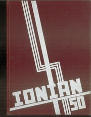 1950 Edition, Ionia High School - Ionian Yearbook (Ionia, MI)