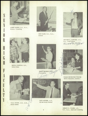 Page 10, 1956 Edition, Beecher High School - Clipper Yearbook (Flint, MI) online yearbook collection