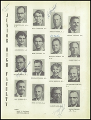 Page 11, 1956 Edition, Beecher High School - Clipper Yearbook (Flint, MI) online yearbook collection