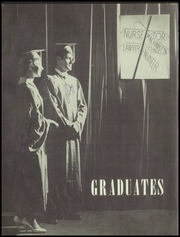 Page 12, 1956 Edition, Beecher High School - Clipper Yearbook (Flint, MI) online yearbook collection