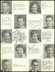 Page 14, 1956 Edition, Beecher High School - Clipper Yearbook (Flint, MI) online yearbook collection