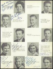 Page 15, 1956 Edition, Beecher High School - Clipper Yearbook (Flint, MI) online yearbook collection