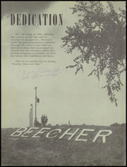 Page 6, 1956 Edition, Beecher High School - Clipper Yearbook (Flint, MI) online yearbook collection