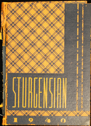 Page 1, 1940 Edition, Sturgis High School - Sturgensian Yearbook (Sturgis, MI) online yearbook collection