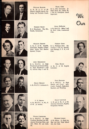 Page 12, 1940 Edition, Sturgis High School - Sturgensian Yearbook (Sturgis, MI) online yearbook collection
