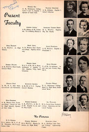 Page 13, 1940 Edition, Sturgis High School - Sturgensian Yearbook (Sturgis, MI) online yearbook collection