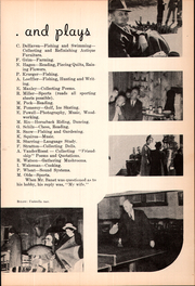 Page 15, 1940 Edition, Sturgis High School - Sturgensian Yearbook (Sturgis, MI) online yearbook collection
