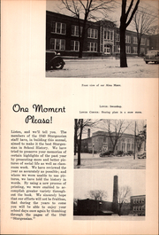 Page 7, 1940 Edition, Sturgis High School - Sturgensian Yearbook (Sturgis, MI) online yearbook collection