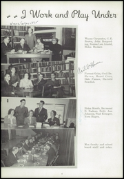 Page 10, 1942 Edition, Sturgis High School - Sturgensian Yearbook (Sturgis, MI) online yearbook collection