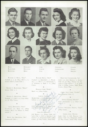 Page 16, 1942 Edition, Sturgis High School - Sturgensian Yearbook (Sturgis, MI) online yearbook collection