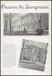 Page 7, 1942 Edition, Sturgis High School - Sturgensian Yearbook (Sturgis, MI) online yearbook collection