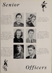 Page 17, 1944 Edition, Sturgis High School - Sturgensian Yearbook (Sturgis, MI) online yearbook collection