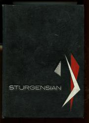 Page 1, 1961 Edition, Sturgis High School - Sturgensian Yearbook (Sturgis, MI) online yearbook collection