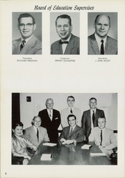 Page 12, 1961 Edition, Sturgis High School - Sturgensian Yearbook (Sturgis, MI) online yearbook collection
