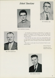 Page 13, 1961 Edition, Sturgis High School - Sturgensian Yearbook (Sturgis, MI) online yearbook collection