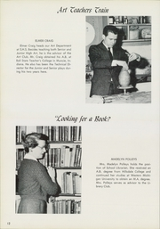 Page 16, 1961 Edition, Sturgis High School - Sturgensian Yearbook (Sturgis, MI) online yearbook collection