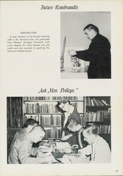 Page 17, 1961 Edition, Sturgis High School - Sturgensian Yearbook (Sturgis, MI) online yearbook collection