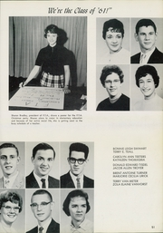Page 55, 1961 Edition, Sturgis High School - Sturgensian Yearbook (Sturgis, MI) online yearbook collection