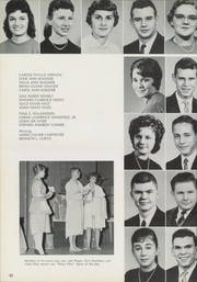Page 56, 1961 Edition, Sturgis High School - Sturgensian Yearbook (Sturgis, MI) online yearbook collection