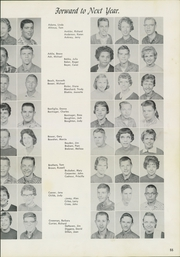 Page 59, 1961 Edition, Sturgis High School - Sturgensian Yearbook (Sturgis, MI) online yearbook collection