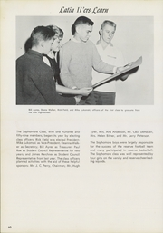 Page 64, 1961 Edition, Sturgis High School - Sturgensian Yearbook (Sturgis, MI) online yearbook collection