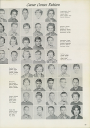 Page 65, 1961 Edition, Sturgis High School - Sturgensian Yearbook (Sturgis, MI) online yearbook collection