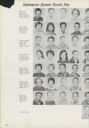 Page 68, 1961 Edition, Sturgis High School - Sturgensian Yearbook (Sturgis, MI) online yearbook collection